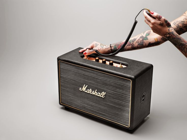 #Marshall #Acton - Nouvelle #enceinte #Bluetooth compacte | Jean-Marie Gall.com