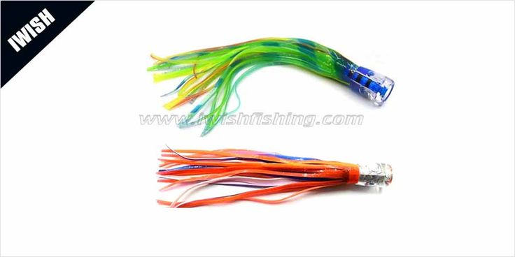 Saltwater Tackle Tournament Marlin Lure Making Supplies Manufacturer in China