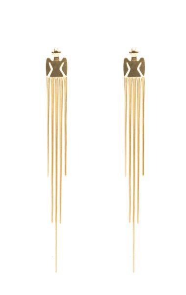 Our Wednesday crush are these Condor Waterfall Earrings! They soar high in the glam stakes! Discover FLOR AMAZONA