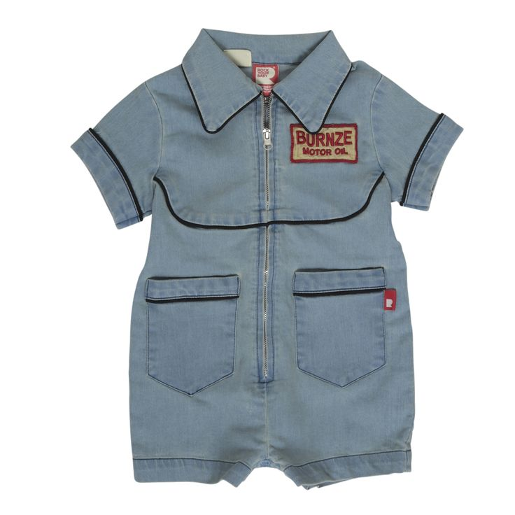 Greaser Romper | Rock Your Baby | SS15/16