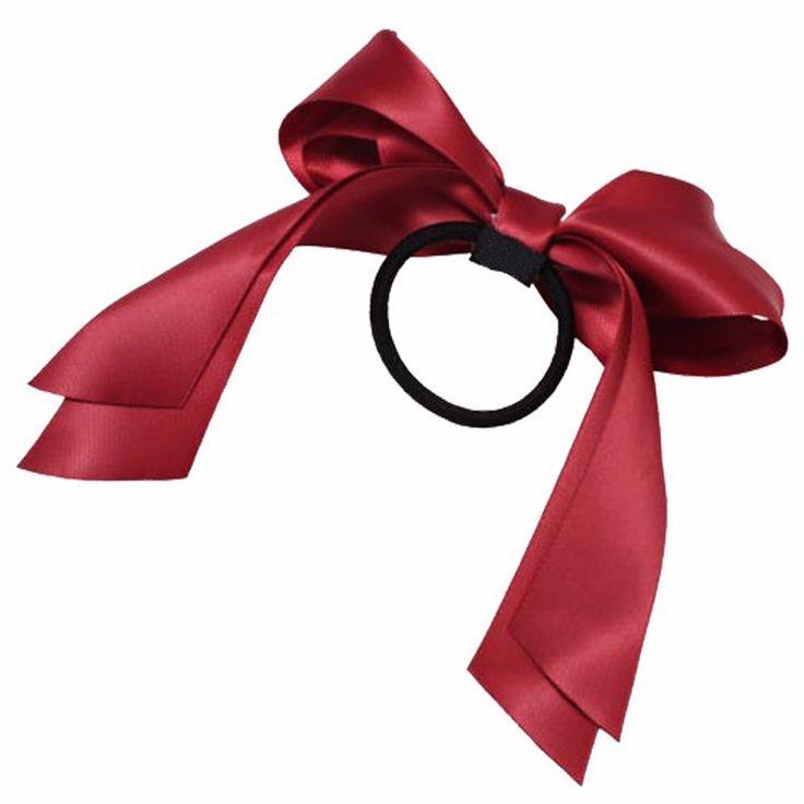Lackingone * 2015 cabelo accessories1 pedaço de mulheres Tiara fita de cetim Bow faixa de cabelo corda Scrunchie rabo de cavalo titular 7 cor Hot   Confira um novo artigo em http://importarroupas.blog.br/products/lackingone-2015-cabelo-accessories1-pedaco-de-mulheres-tiara-fita-de-cetim-bow-faixa-de-cabelo-corda-scrunchie-rabo-de-cavalo-titular-7-cor-hot/