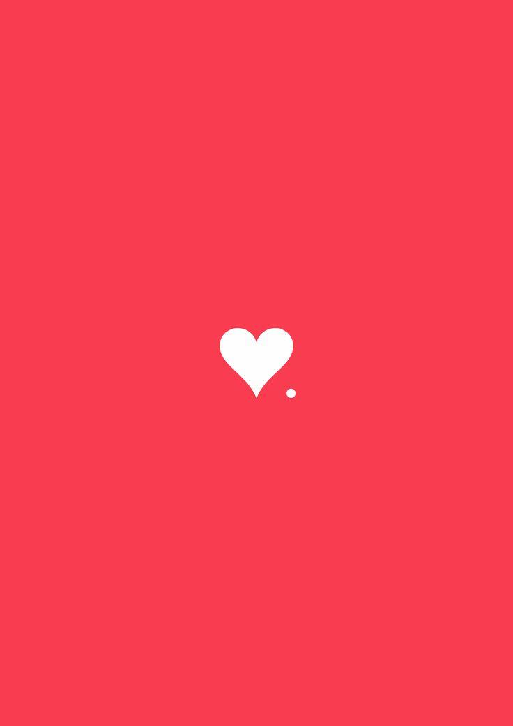 Amo e ponto. #amor #inspiracao