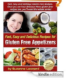 Free Kindle Book | Gluten Free Appetizers Recipes
