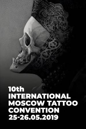 10 International Moscow Tattoo Convention 2019 | Fantasy ...