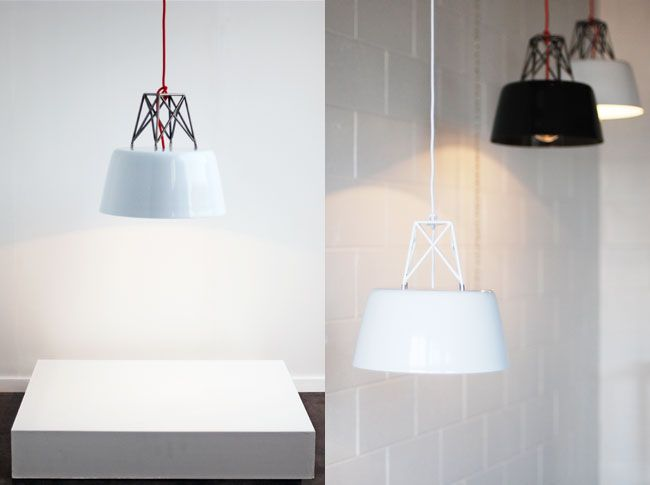 Collar Stool Cool WIN A Silo Pendant Lightfrom Fancy NZ Design Blog