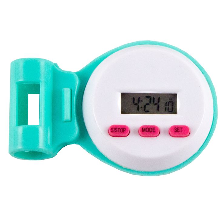 Stethoscope Watch & Timer - AWESOME since I can't wear watches.