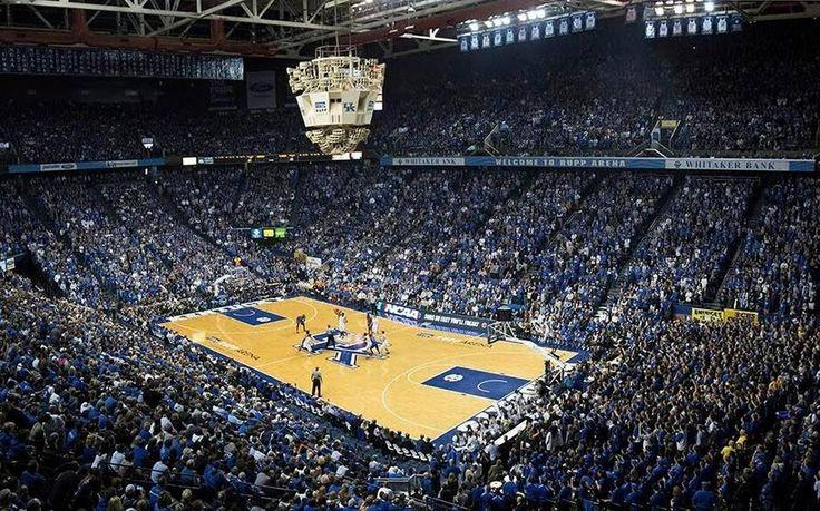 2016-17 University of Kentucky men's basketball schedule