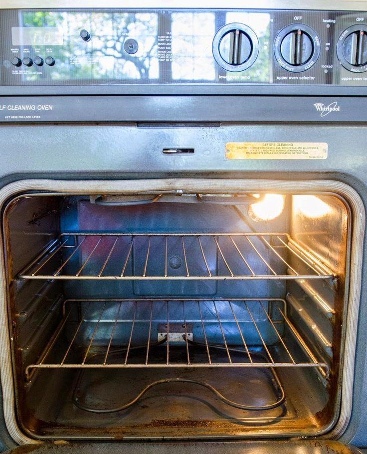 Πώς να καθαρίσετε το φούρνο με μαγειρική σόδα και ξύδι! | Φτιάξτο μόνος σου…