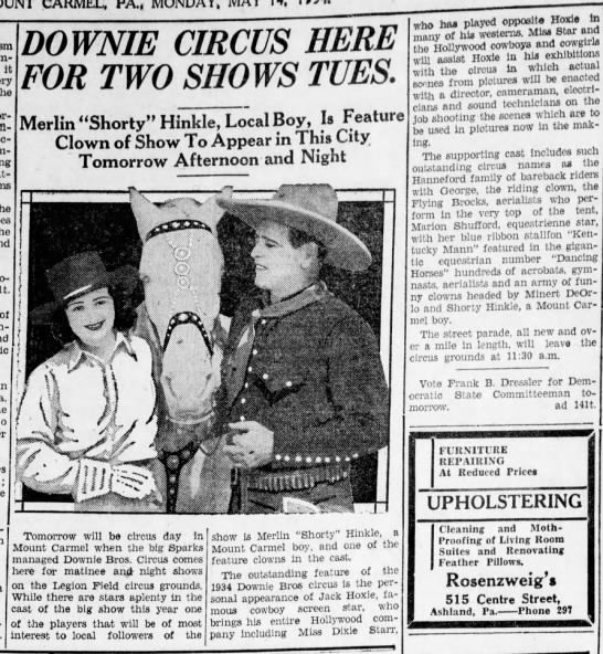Clipping from Mount Carmel Item - Newspapers.com