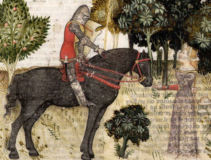 Français 343 - Queste del Saint Graal / Tristan de Léonois, f. 27