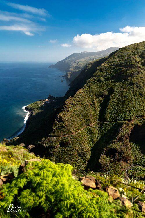 Garafia, La Palma  Canarias  Spain