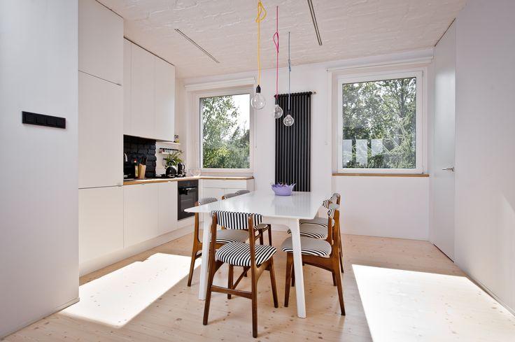 Cmyk mieszkanie/ CMYK – an apartment