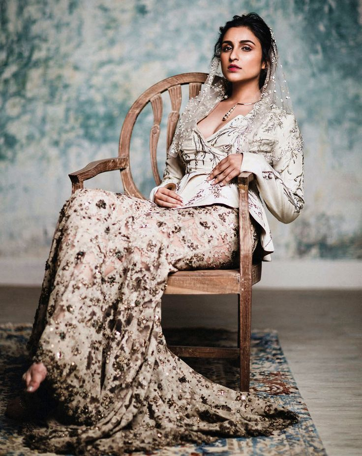 Parineeti Chopra Harpers Bazaar Bride 2016