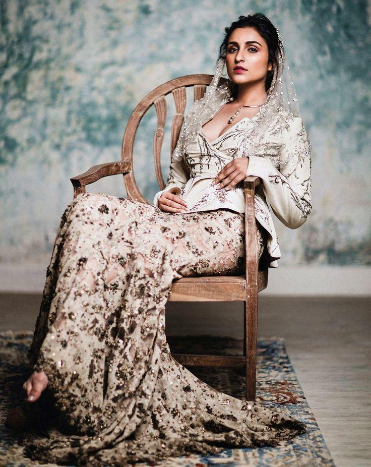 Parineeti Chopra Harpers Bazaar Bride 2016