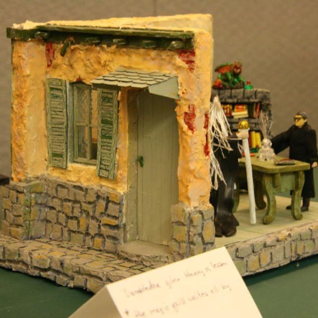 Dollhouse Miniatures Tutorials: 7661 Best Miniature Tutorials Images On Pinterest