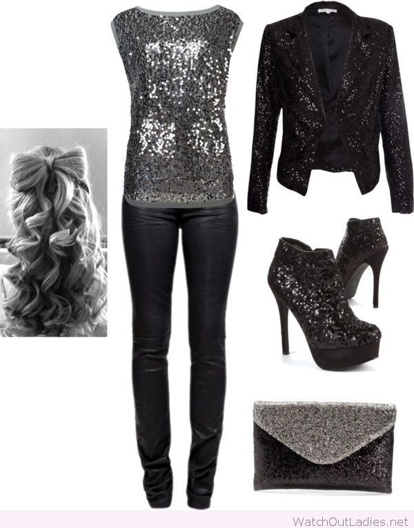 new years eve party look watchoutladiesnet pinterest clothes emma watson outfits and diva