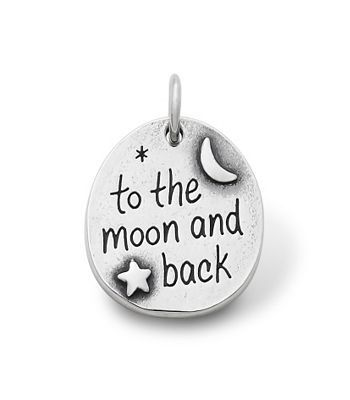 """""""To the Moon and Back"""" Charm ~love, mbb~ 