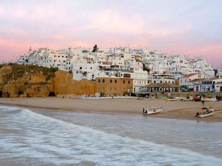 Beaches from Portugal, Algarve, Portugal, Albufeira