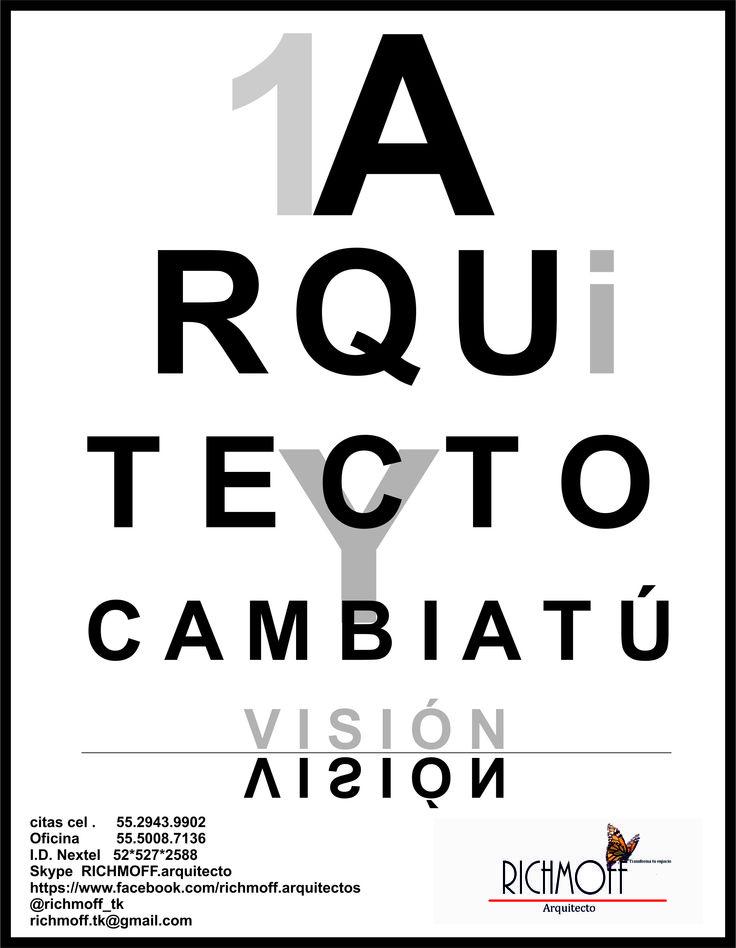 Publicidad Arquitecto- Oculista