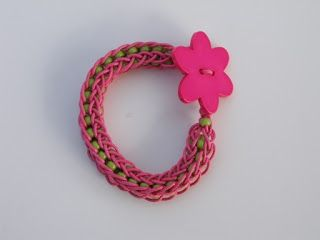 French Knitter Jewelry by Terry Ricioli Designs