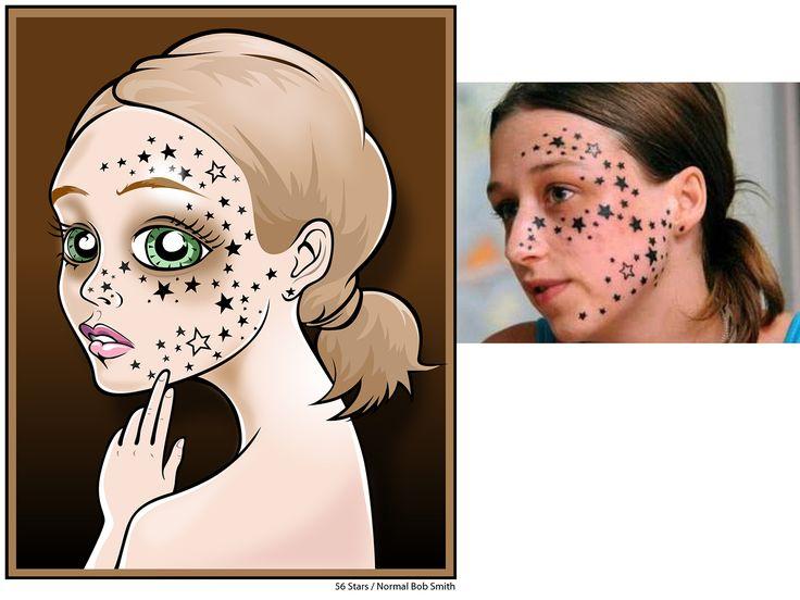 56 Stars, Adobe Illustrator