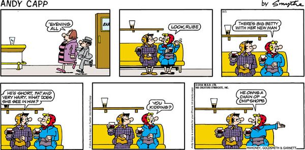Andy Capp Cartoon for Aug/03/2014