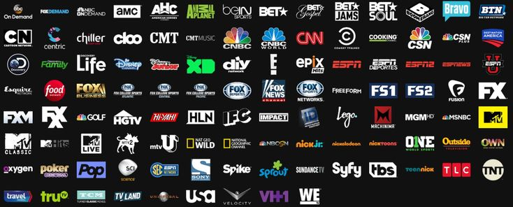 As a cord cutter, you've got a few options of internet TV providers who offer small packages of premium channels that can be streamed directly to your TV!