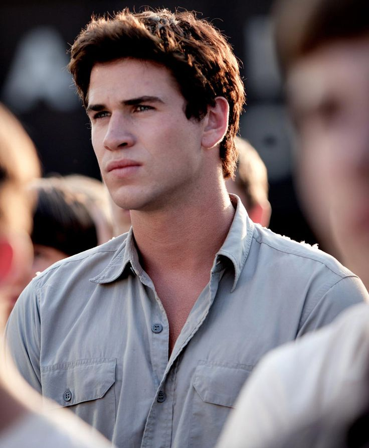 Get excited for Mockingjay with all the hottest Gale GIFs from The Hunger Games!