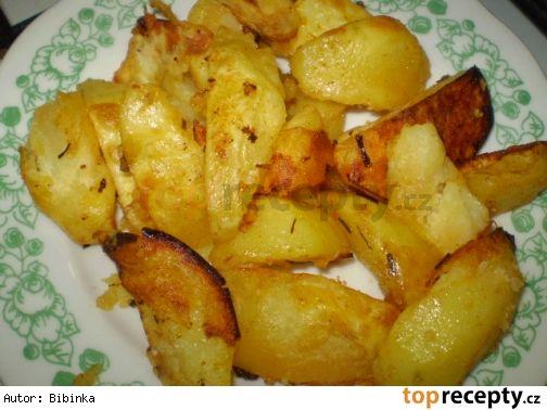 Řecké brambory