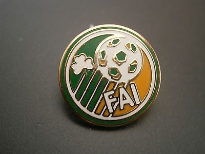 #Ireland fai #round football pin #badge,  View more on the LINK: http://www.zeppy.io/product/gb/2/141755267595/
