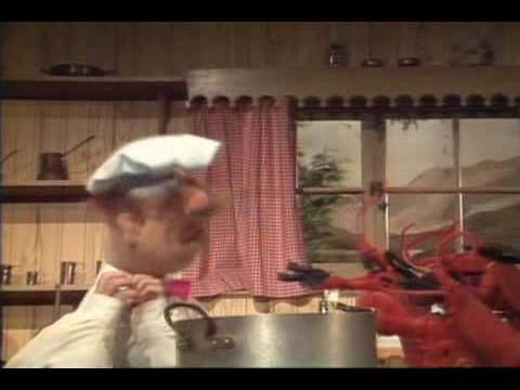 Muppet Show. Swedish Chef - Lobsters (ep.209)