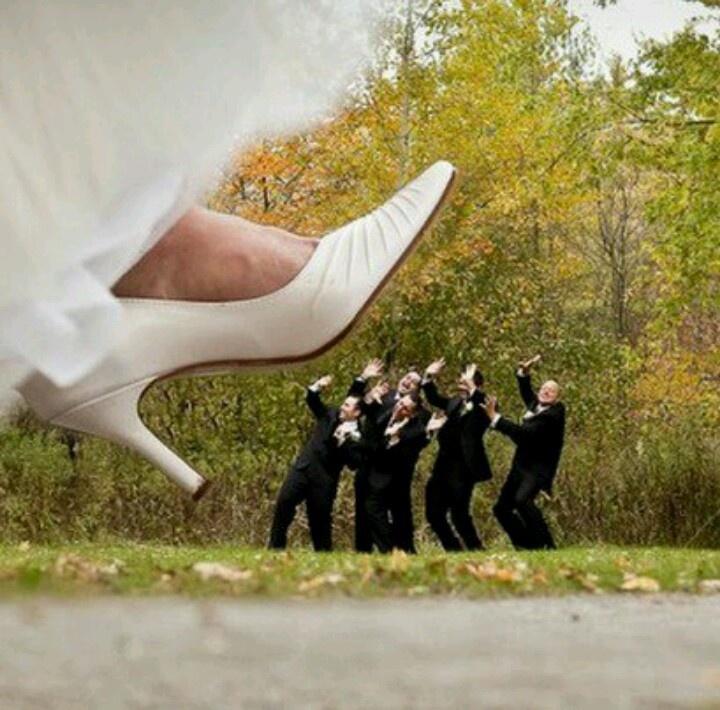 Super Alcune pose per foto divertenti di matrimonio - Le Signore degli  NK61