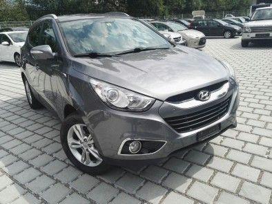 HYUNDAI iX 35 2.0 Premium 4WD