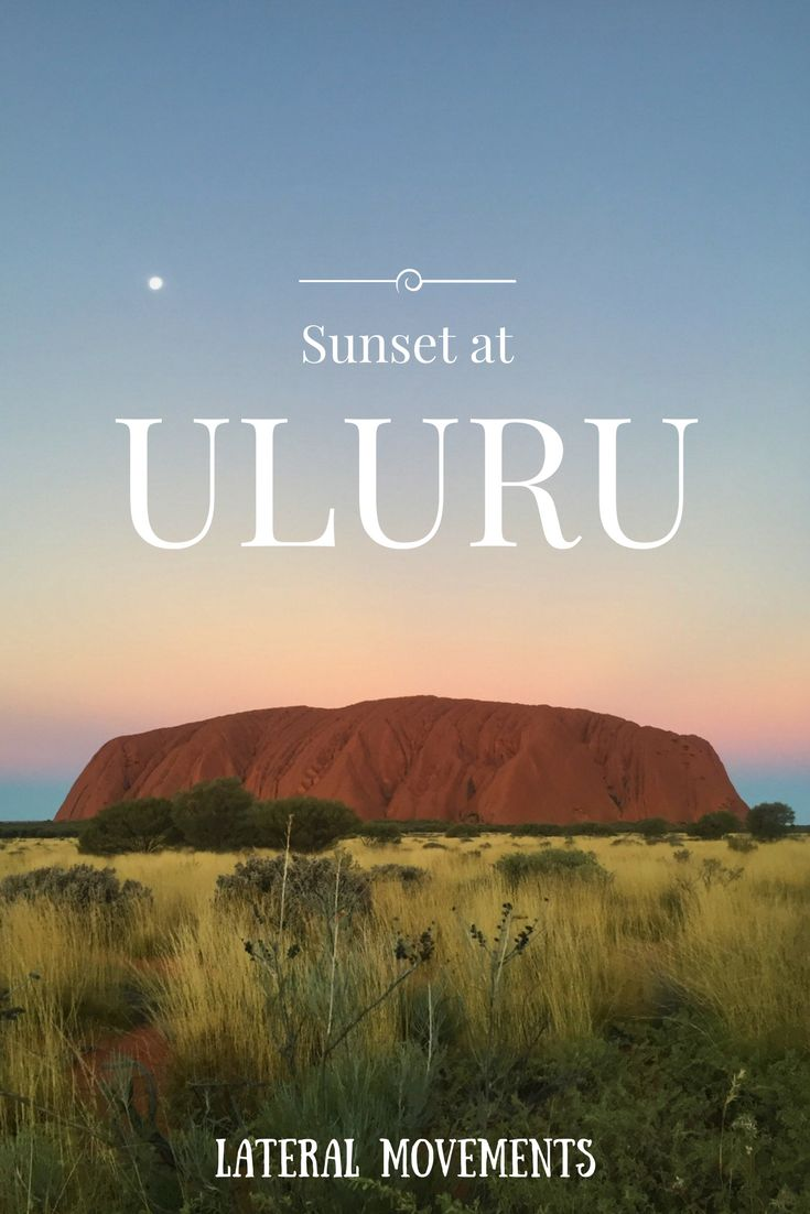 Going to sunset at Uluru? Here are some tips to help you have a good experience. #uluru #ntaustralia