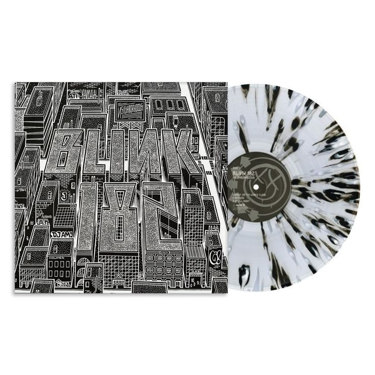 Lazy Labrador Records - Blink 182 · Neighborhoods · 2xLP · Clear with Black and White Splatter, $64.99 (http://lazylabradorrecords.com/blink-182-neighborhoods-2xlp-clear-with-black-and-white-splatter/)