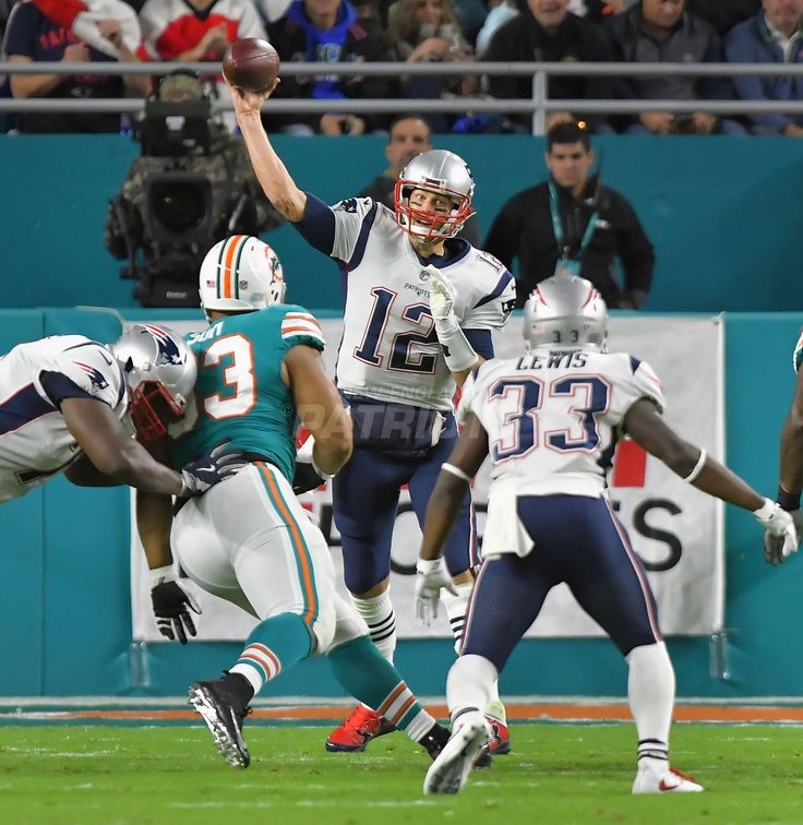Nordstrom's Best Presented by CarMax: Patriots-Dolphins 12/11 | New England Patriots