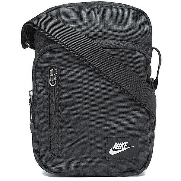 Nike Core Small Items Bag II (£18) ❤ liked on Polyvore featuring bags, handbags, shoulder bags, nike shoulder bag, nike handbags, nike and nike purse