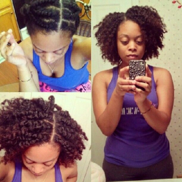Peachy 1000 Images About Diy Natural Hair On Pinterest Two Strand Short Hairstyles Gunalazisus