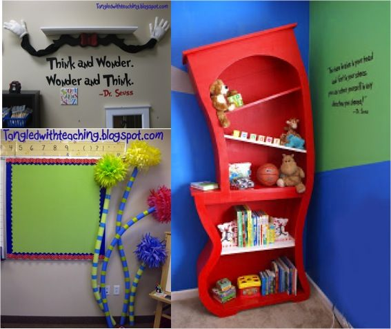 Classroom Wall Decoration Diy : Best images about dr uss themed class on pinterest