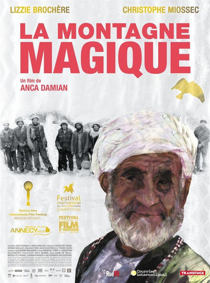 La montagne magique - Anca Damian - 23 décembre 2015 - Arizona Films