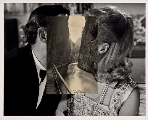 Pair IV, by John Stezaker (2007)