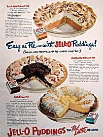 Dying for Chocolate: National Chocolate Pudding Day: Vintage Chocolate Pudding Ads & Recipe
