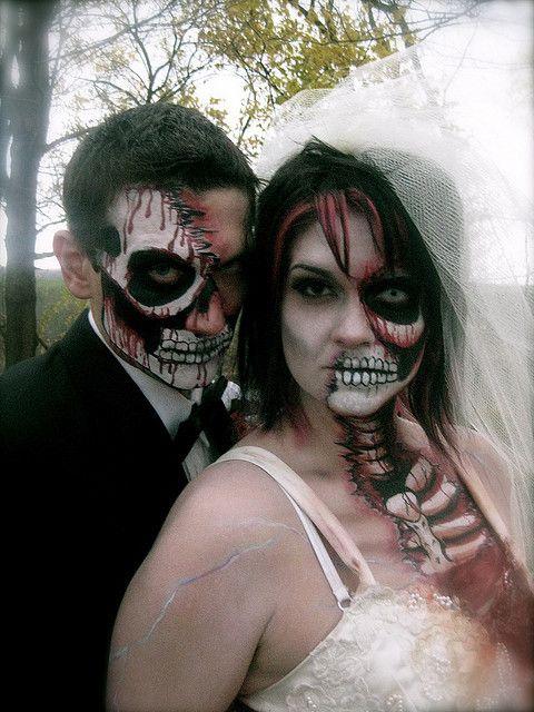 Zombie Wedding   Flickr - Photo Sharing!