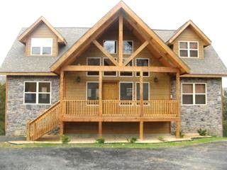 Attirant 6 Bedroom Vacation Rental In Branson, Missouri, USA   Kennyu0027s Willow Oak  Lodge