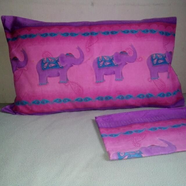 Buy PILLOW COVER - SET (2 pcs) in Shah Alam,Malaysia. Origin : Australia  Get great deals on Home Décor Chat to Buy