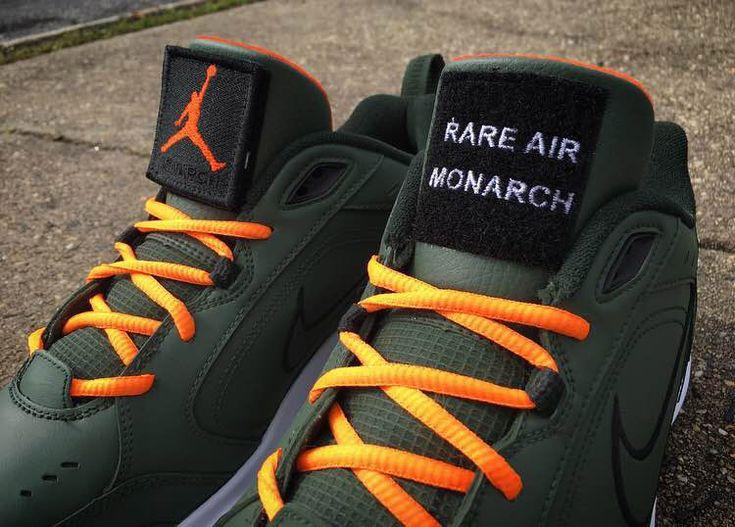 """Mache Gives The Nike Air Monarch The """"Rare Air"""" Treatment"""