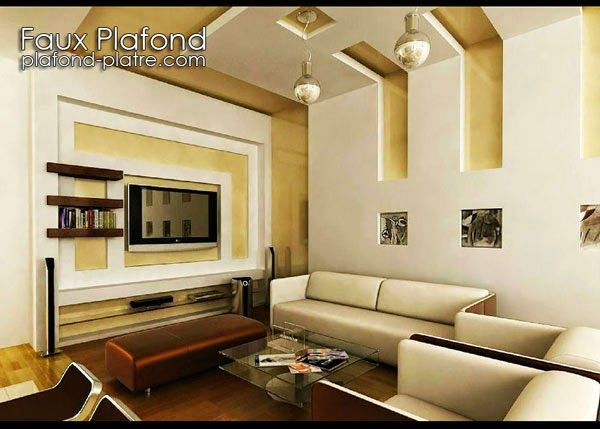 ...  Plafond en placo, Faux plafond placo and Faux plafond design