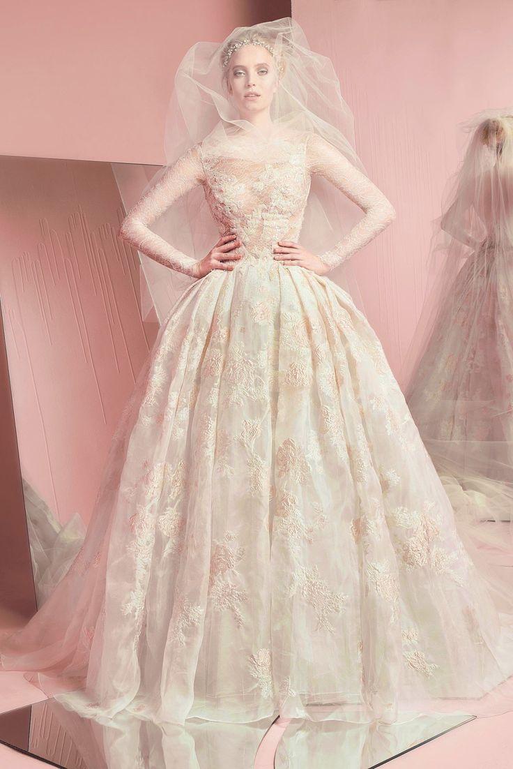 Bonito Vestido De Novia Rajo Laurel Modelo - Colección de Vestidos ...