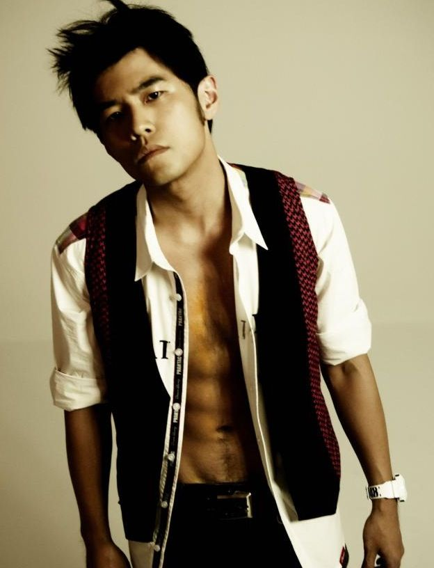 Jay chou my obsession with him is uncontrollably real.
