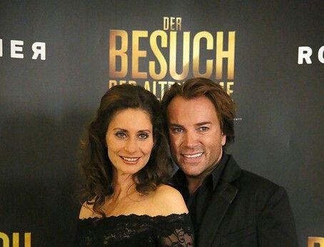 Pia Douwes und Uwe Kröger